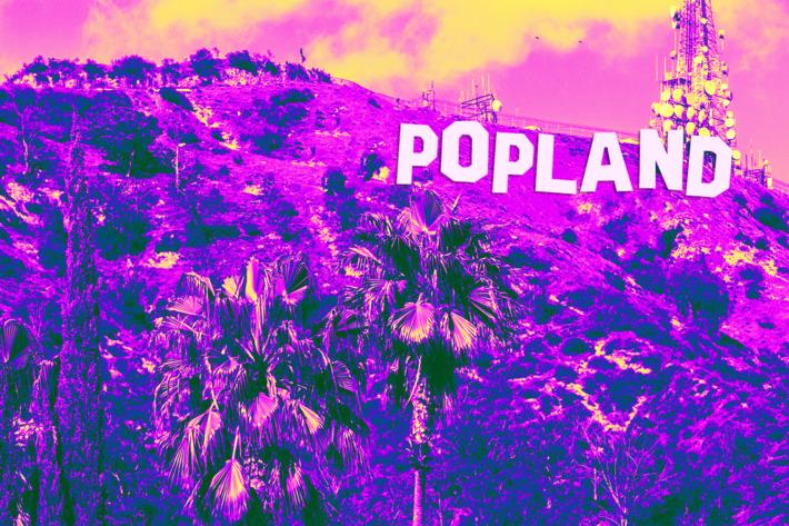 El juego de tronos del pop